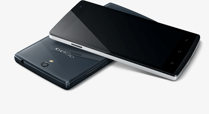OPPO Find 5 mini <strong>ColorOS</strong> Customized Only for You