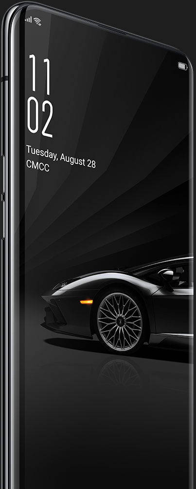 Oppo Find X Automobili Lamborghini Edition Revolution In Design