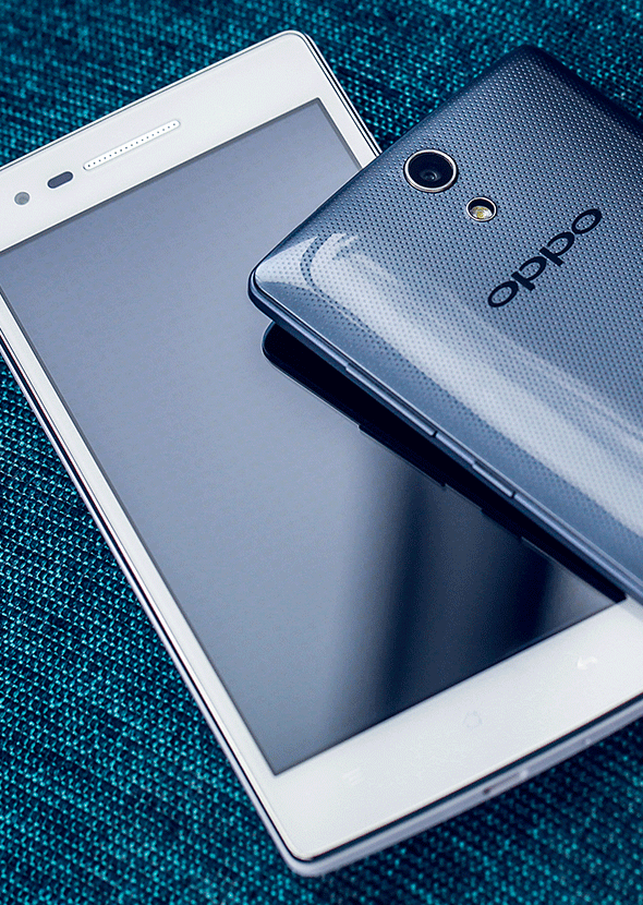OPPO Mirror3  Hold On and <br> Never Let Go