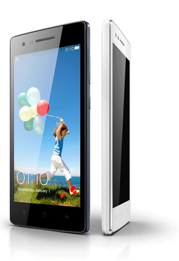 OPPO Mirror3  New Dimension