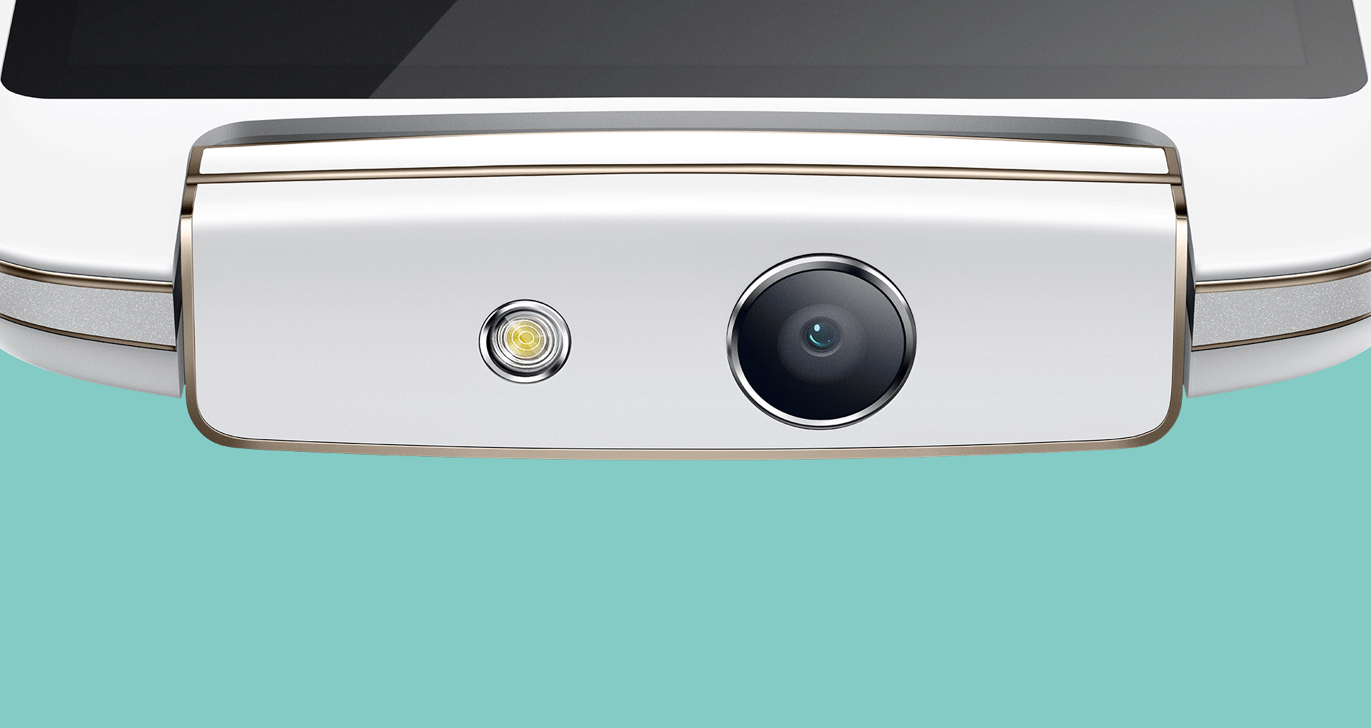 OPPO N1 mini  Unique rotating camera