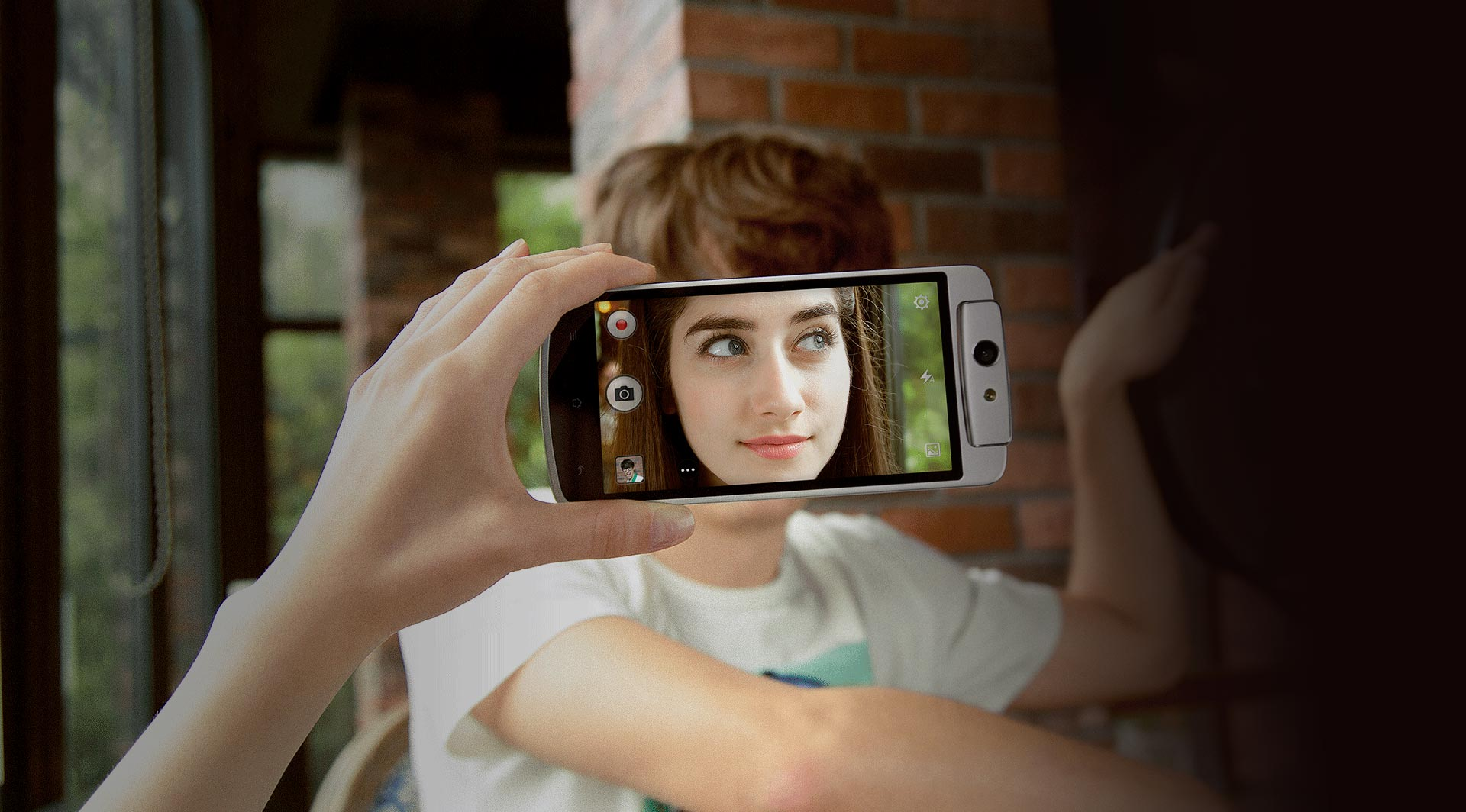OPPO N1 mini  Designed to Capture!