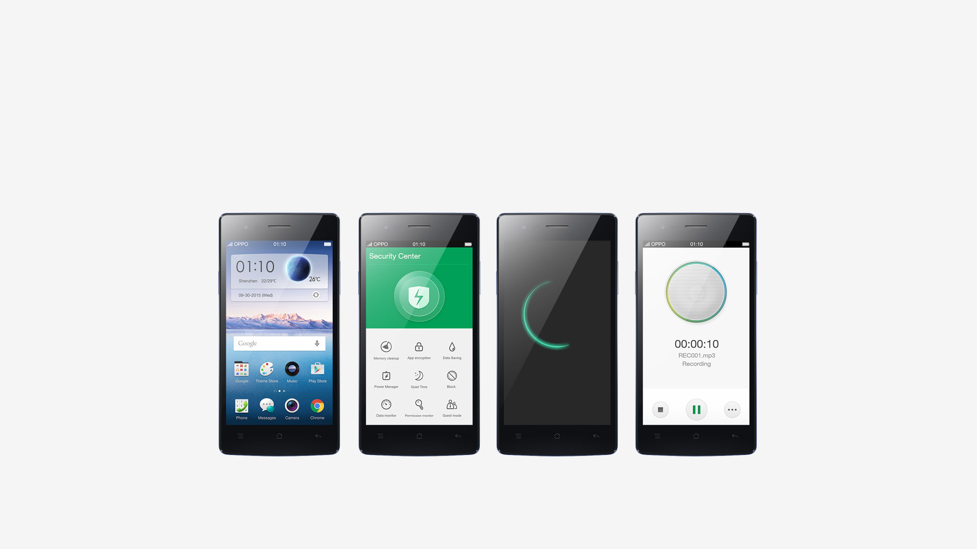 OPPO Neo 5, Double-layer Metal Frame, Pure Image - OPPO India