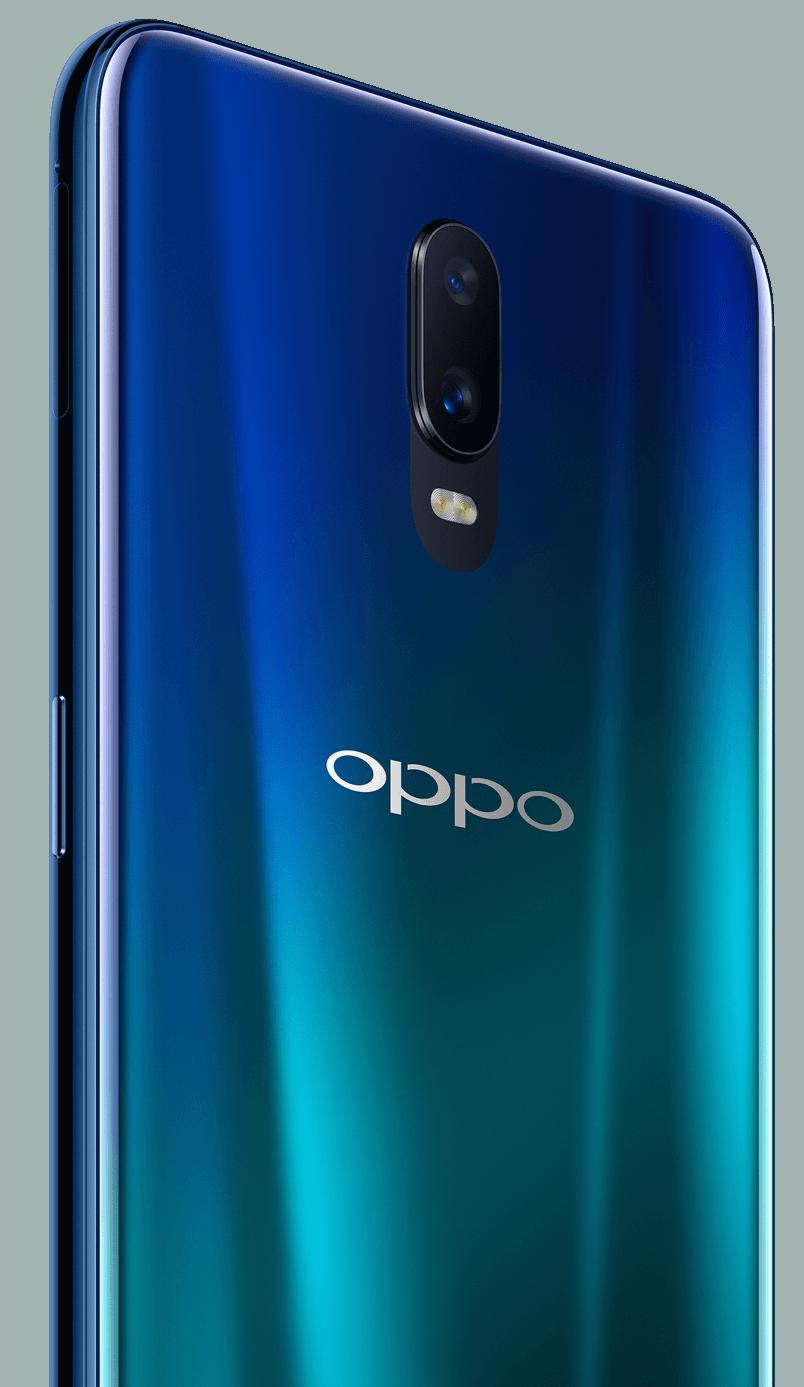 OPPO R17 - Gradient colors