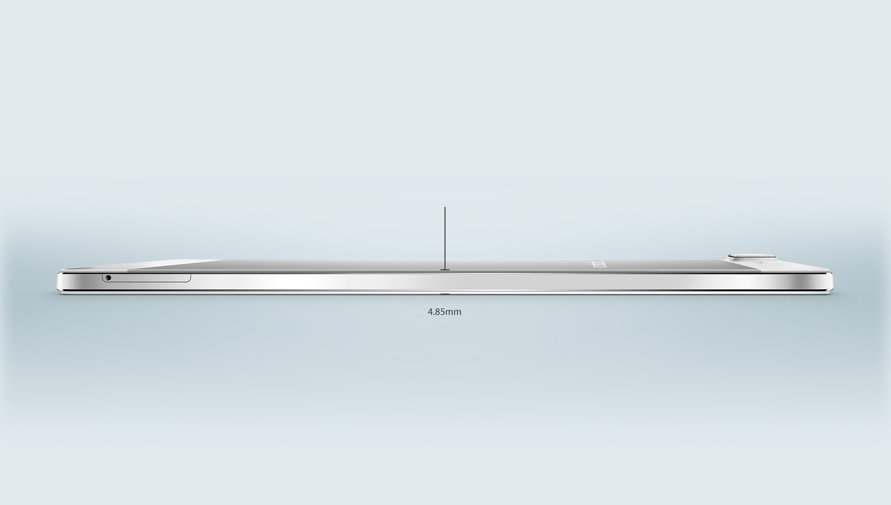 OPPO R5  Ultra Thin Design