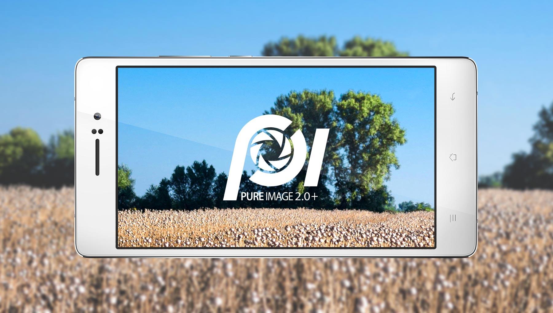 OPPO R5  PI PURE IMAGE 2.0