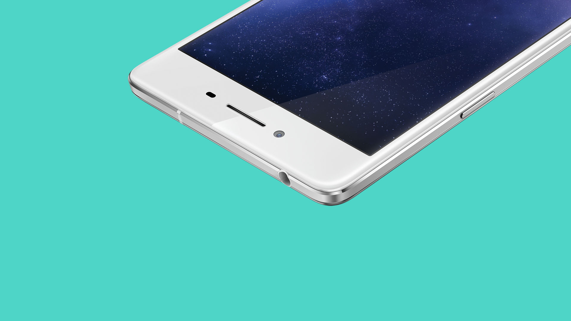 OPPO R7  2.5D Arc Edge Screen