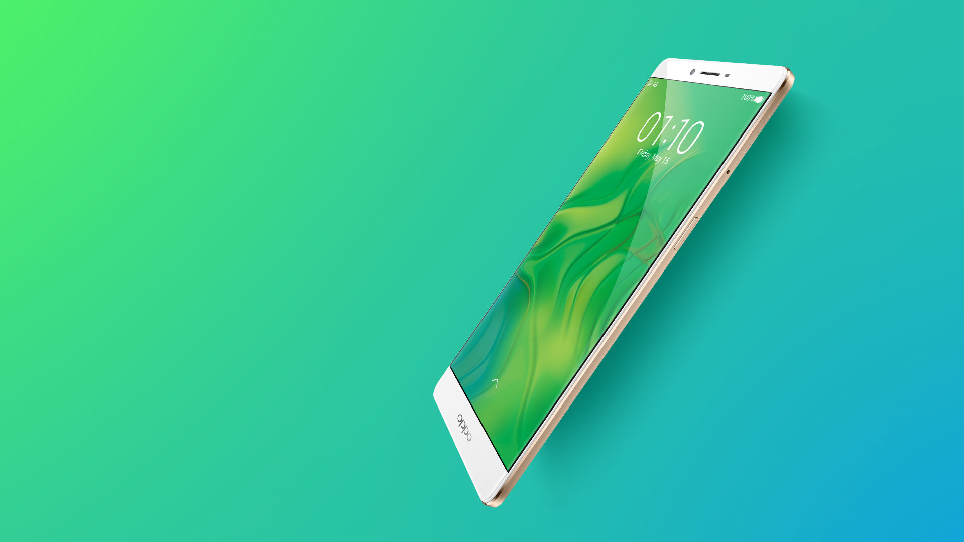 OPPO R7plus  Style in a Flash