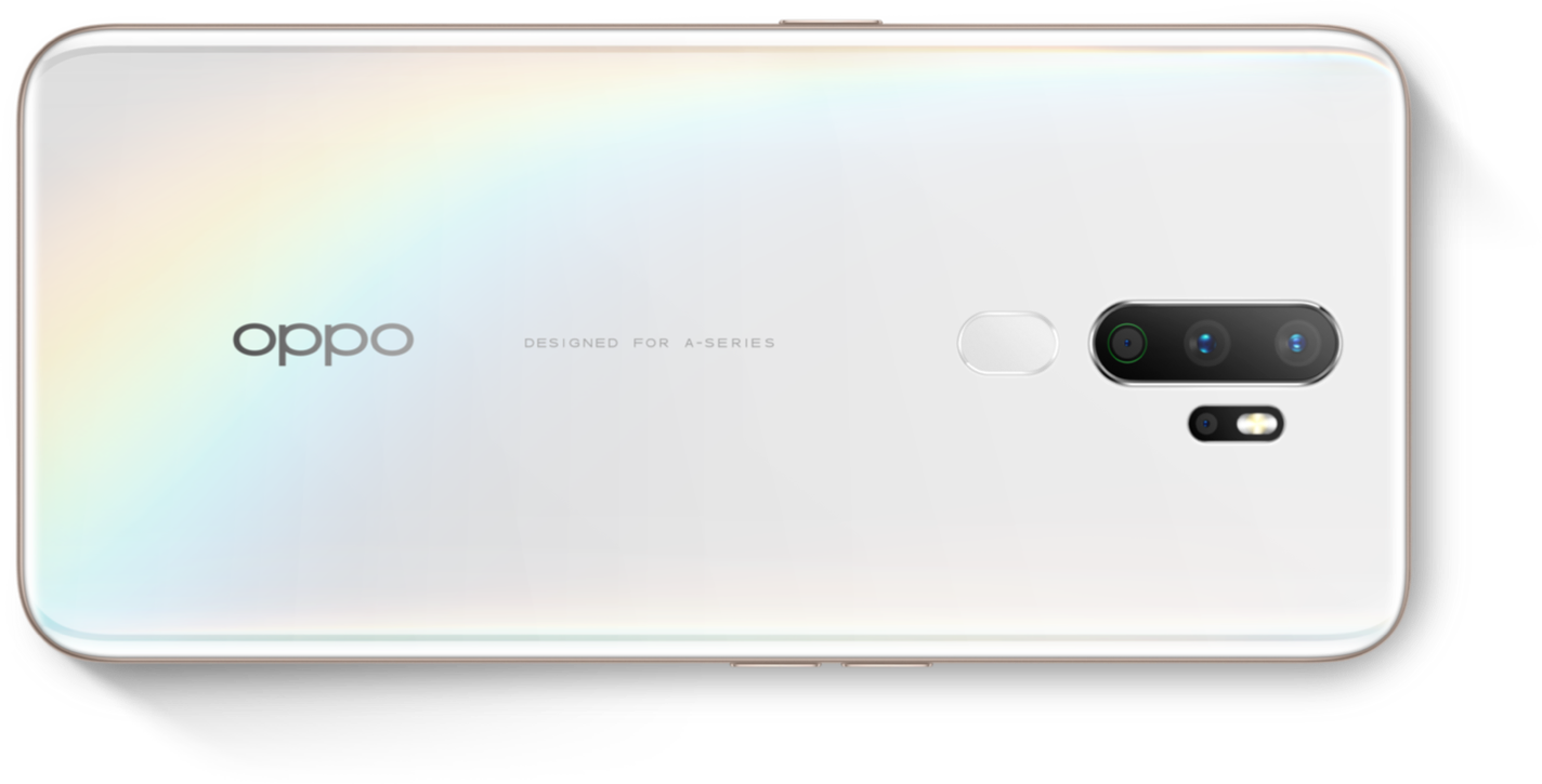 OPPO A5 2020 Smartphone Color - White