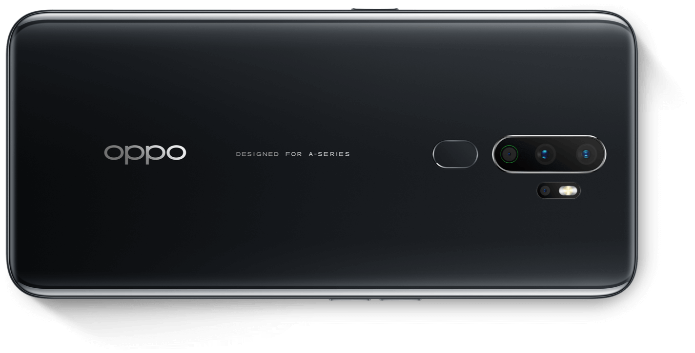 OPPO A5 2020 Smartphone Color - Black