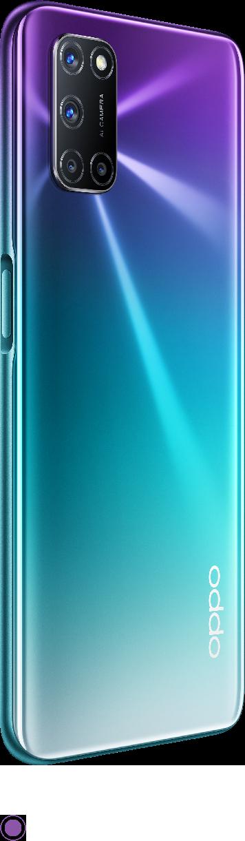 Oppo A92 Smartphone 8/128GB Twilight Black/Aurora purple