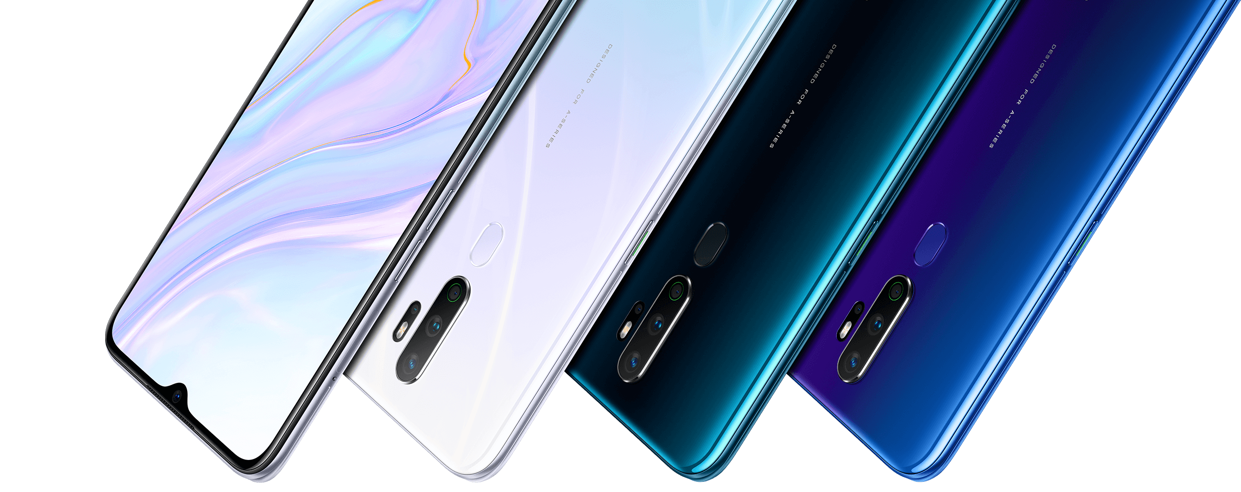 OPPO A9 2020 - 48MP Ultra Wide Quad Camera | 5000mAh Battery
