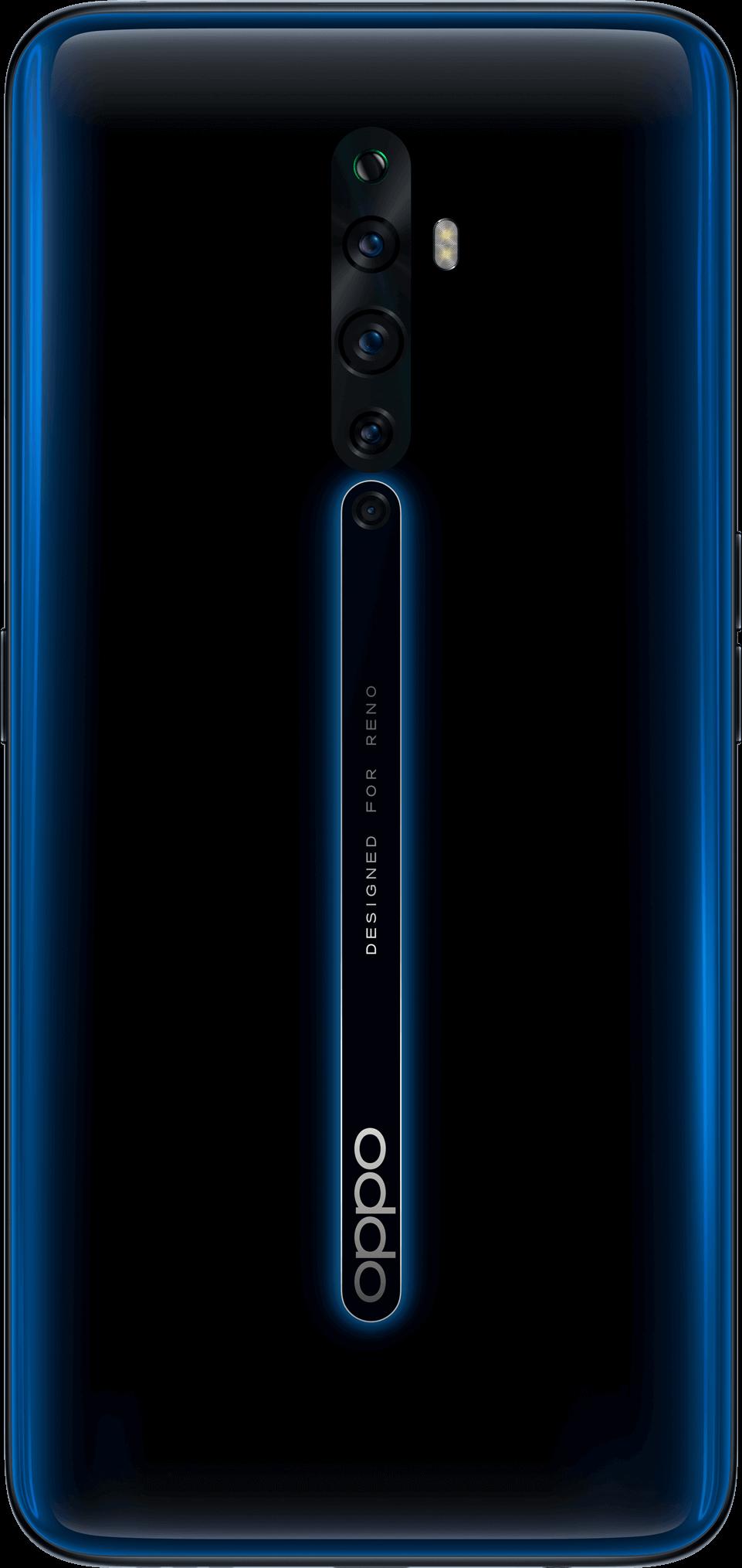 OPPO Reno2 Z Diseño