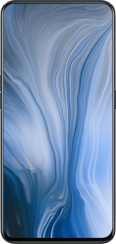 OPPO Reno - panoramic screen